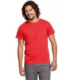 Sol's First 11394 Men's round collar slub T-shirt Jersey 150grs 100% cotton Slub yarn