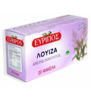 Verbena Officinalis L. Louiza 20 Bags Evripos Natural Tea Top Qu