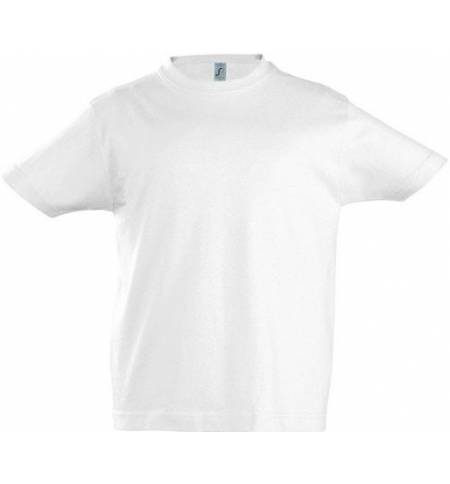 Sol's Imperial Kids Λευκό 11770 Παιδικό T-shirt με κοντά μανίκια