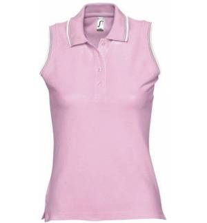 Small Sol's Princess 11368 WOMEN'S polo Pique 270grs 100% combed cotton