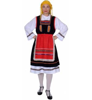 Greek Traditional Costume Thrakiotissa XS-XL Women Thrakio MARK5