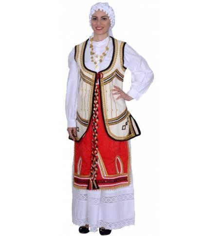 Παραδοσιακή στολή ΡΟΥΜΕΛΗ Εφηβική & Γυναικεία MARK624