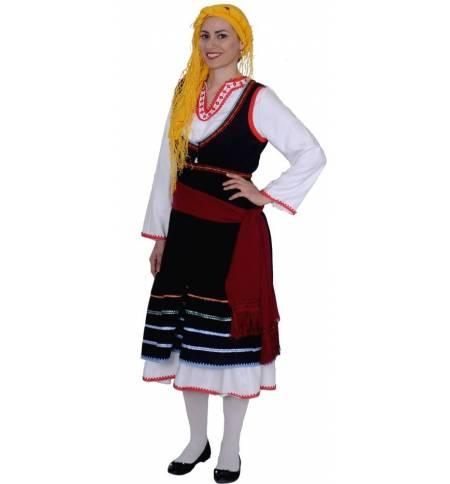 Παραδοσιακή Στολή Ρόδος -Δωδεκάνησα Εφηβική-ΓυναιMARK623