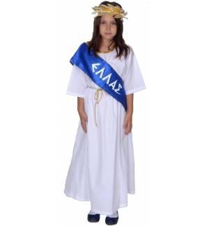 Greek Traditional Costume Ellada Greece Hellas 4-14 YearsMARK56