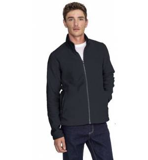 Sol's Norman men 02093 Men's zipped fleece jacket