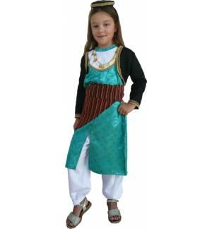 Greek Traditional Costume Ponte Girl Pontia 6-12 Years old MARK617