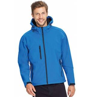 Sol's Replay Men 46602 Men's hooded softshell