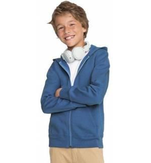 Sol's Stone Kids  02092 Παιδική ζακέτα φούτερ με κουκούλα