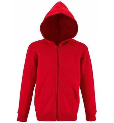 Sol's Stone Kids 02092 Kids zip hoodie