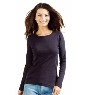 Sol's Angel 11290  Γυναικείο t-shirt με μακριά μανίκια 100% βαμβάκι πενιέ 220γρ.
