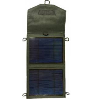 POWERplus Tiger FOLDABLE COMPACT SOLAR CHARGER USB 5V / 12V OUTP