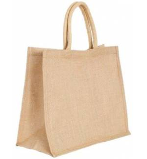 UBAG Copacabana market of jute bag with round handles 100% Jute