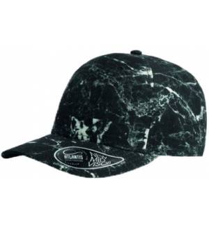 Atlantis 883 Marker καπέλο Eξάφυλλο καπέλο τζόκεϋ και κλείσιμο με PVC 80% πολυέσ.-20% βαμβ. 140γρ/μ2