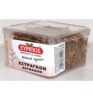 Εστραγκόν Εύριπος Κυτίο 15gr 0.53oz Ελληνικό Φυσικό Προϊόν Άριστ