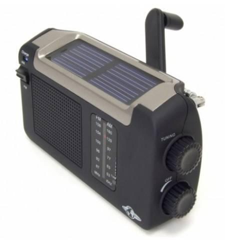 AM FM Επαναφορτιζόμενο Δυναμό Ηλιακό USB ΡΑΔΙΟ PowerPlus Cheetah 450fb1cb433