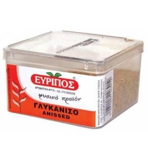 Τσάι Γλυκάνισο Εύριπος Κυτίο 50γρ Φυσικό Χαλαρωτικό Προϊόν Άριστ