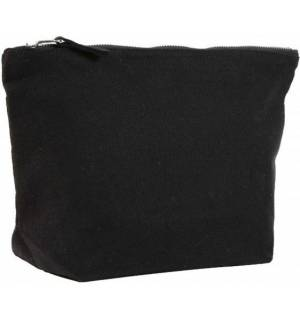 Ubag Elona Pouch with zipper 100% brushed cotton 400grs 28,5x18x8,5cm.