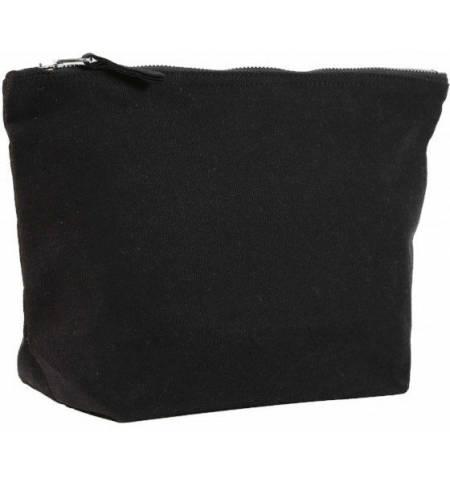 UBAG Elona τσάντα Πουγκί με φερμουάρ 100% βουρτσισμένο βαμβάκι 400grs 28,5x18x8,5εκ.