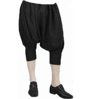 Black Island Men Pants Greek Traditional trousers MARK806 4-12 years old Costumes Accessory Accessories