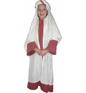 Christmas Costume shepherd 4-10 years MARK648