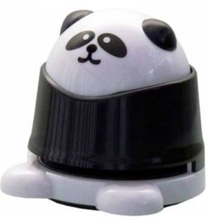 EcoSavers Panda Stapler Staple free stapler saves staples raw ma