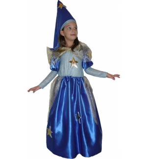 Carnival Halloween Costume Queen of the Night  4-8 MARK812