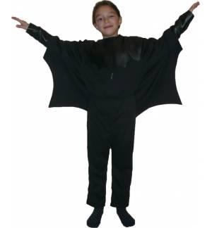 Καρναβαλική Στολή Άνθρωπος Νυχτερίδα 4-14 ετών MARK501