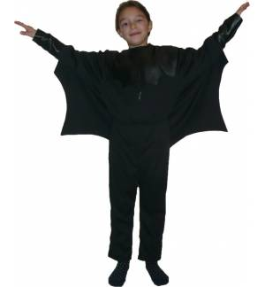 Carnival Halloween Costume kids man Bat 4-14 years Old MARK501