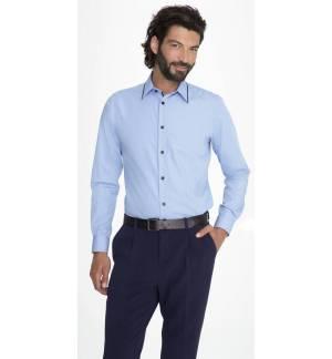 Sol's Baxter men 00567 Ανδρικό μακρυμάνικο πουκάμισο σε στενή γραμμή