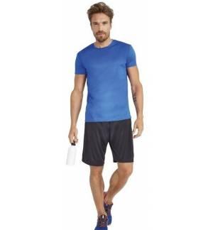 Sol's Sprint - 02995 Unisex αθλητικό T-shirt 100% Πικέ πολυέστερ, 130grs