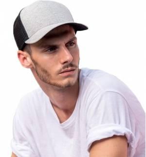 Atlantis 889 Rapper Melange Πεντάφυλλο καπέλο τζόκεϊ