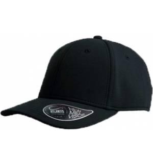 Atlantis 892 Feed Εξάφυλλο καπέλο τζοκεϊ σε jersey