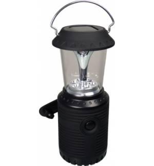 POWERplus Owl DYNAMO SOLAR 6 LED CAMPING LANTERN