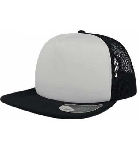 Atlantis Snap 90s cap 5 panel jokey hat 100% Polyester
