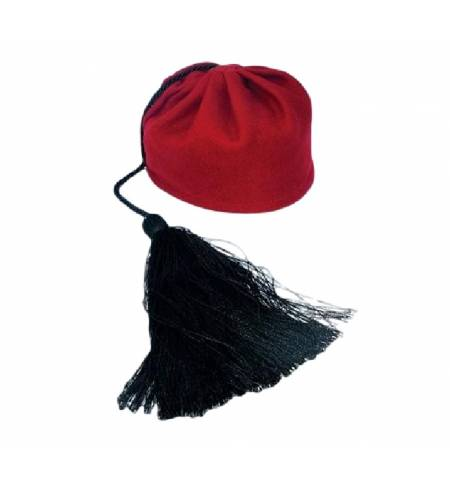Greek Traditional Costumes Accessory Fez for Tsolias Evzon & oth
