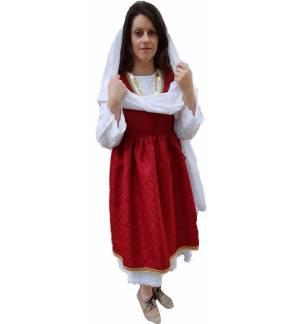 Φορεσιά Πάρου 6-12 Ετών MARK814 Παραδοσιακή Στολή Πάρος
