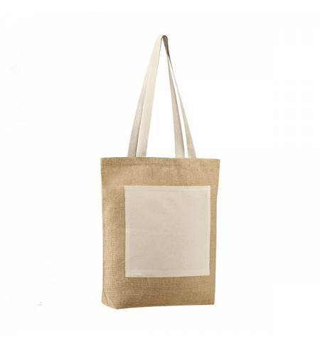 UBAG Cordoba τσάντα natural 38 x 41 + 10εκ, 14lt