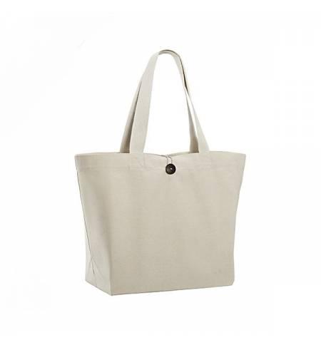 UBAG Davos τσάντα 42x38cm 100% Βουρτσισμένο βαμβάκι, 52x35x18cm, 30L