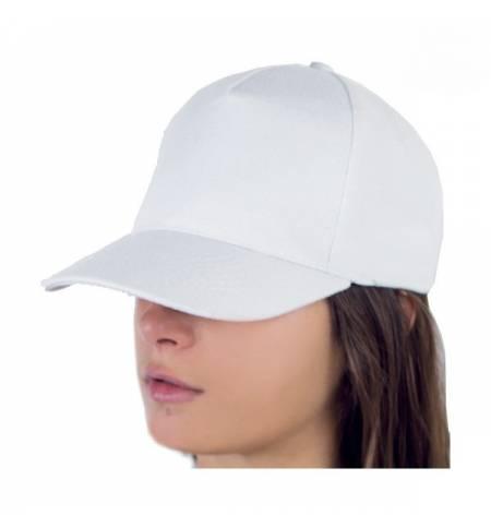 Atlantis 895 Liberty πεντάφυλλο καπέλο τζόκεϊ 100% Βαμβάκι