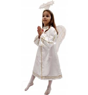 Christmas Costume Kids Little Angel 2-8 years MARK645