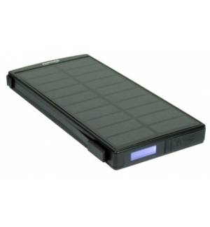 Powerplus Sephia Solar Powered Powerbank 9000mAh Ultra Bright Le