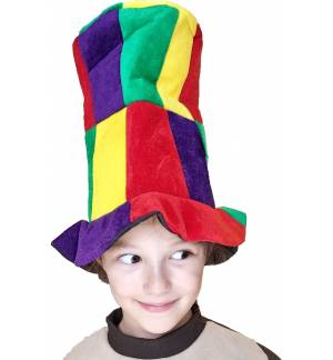 Ψηλό Αποκριάτικο Καπέλο