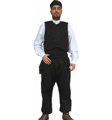 Παραδοσιακή Φορεσιά Πηλίου Πηλιορείτικη Ανδρική MARK820