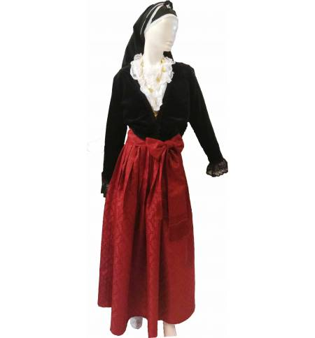 Greek Traditional Costume from Pilio Girl 6-12 years old Pelion MARK824