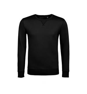 Sol's Sully - 02990 MEN'S ROUND-NECK SWEATSHIRT LSF FLEECE 280 80% ringspun cotton - 20% polyester