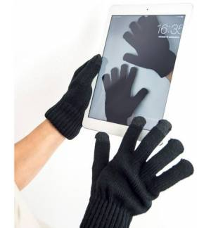 Atlantis Touch screen gloves for smartphones & tablets screen