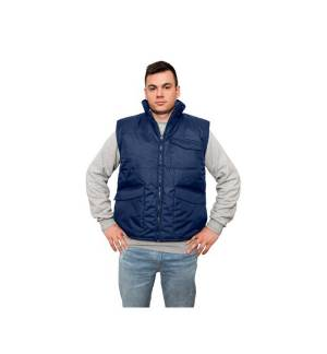 107 Bodywarmer working vest 100% Polyester S-3XL