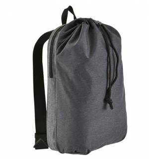 Sol's Uptown - 02113 Dual material backpack Bag size 30,5 x 51 x 15cm. Capacity 20L.
