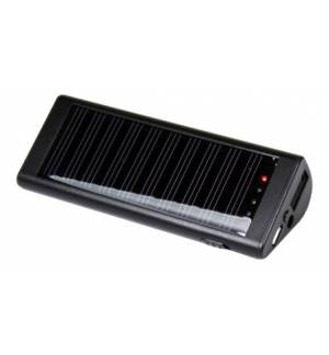 POWERplus Zebra SOLAR POWERBANK & USB 2000 mAh Battery