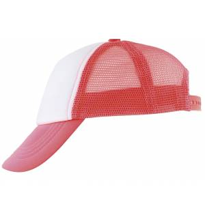 Sol's Bubble Kids - 03091 5 Panel Mesh Cap Hat Jockey with foam